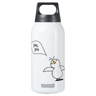 Animals Speak Spanish Too! 0.3L Insulated SIGG Thermos Water Bottle