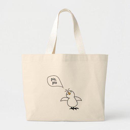 Animals Speak Spanish Too! Merchandise Tote Bag