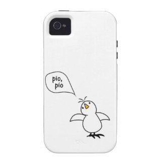Animals Speak Spanish Too! Merchandise Vibe iPhone 4 Cases