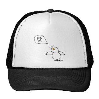 Animals Speak Spanish Too! Merchandise Mesh Hats