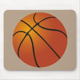 Animated Basketball Mouse Pad