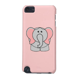 Animated Elephant Background iPod Touch 5G Covers
