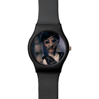"""Animated """"La Vérité Vous Rendra Libre"""" Wristwatches"""