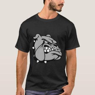 Animated mean Bulldog T-Shirt