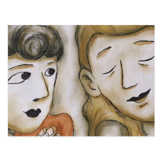 "Animated ""Nil Nocere"" Postcard"