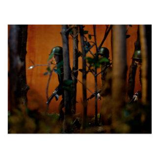 """Animated """"Schein Und Sein"""" Postcard"""