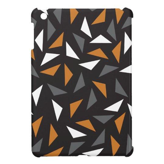 Animated triangles case for the iPad mini