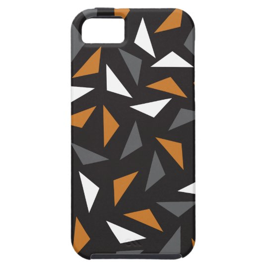 Animated triangles case for the iPhone 5