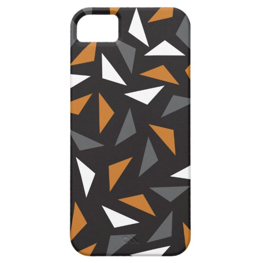 Animated triangles iPhone 5 cover