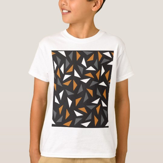 Animated triangles T-Shirt