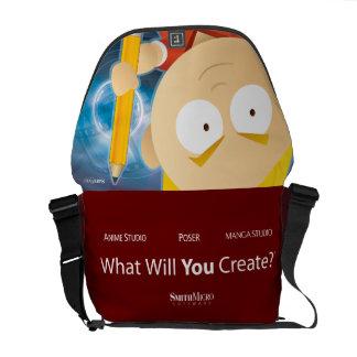 Anime Boy - Rickshaw Messenger Bag