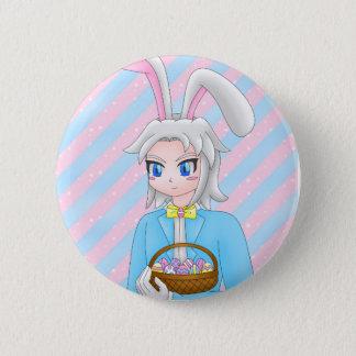 anime bunny button
