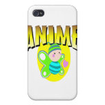 Anime Butterfly Case For The iPhone 4