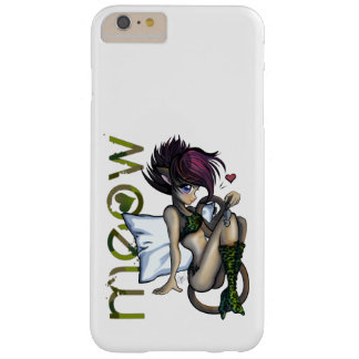 Anime Cat Girl Sexy - Furry - Meow Barely There iPhone 6 Plus Case
