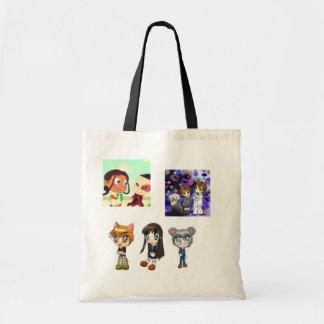 Anime Chibi Bag