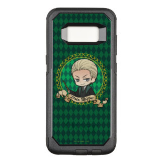 Anime Draco Malfoy OtterBox Commuter Samsung Galaxy S8 Case