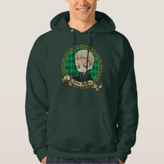 Anime Draco Malfoy Portrait Hoodie