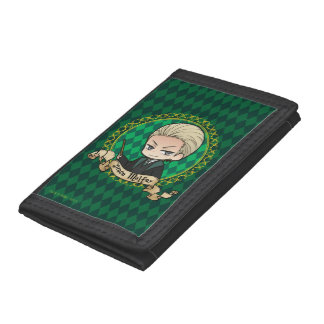 Anime Draco Malfoy Trifold Wallet
