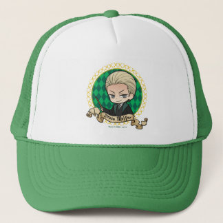 Anime Draco Malfoy Trucker Hat