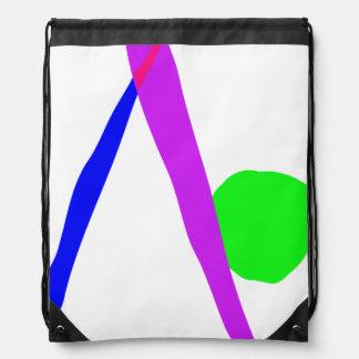Anime Drawstring Bag