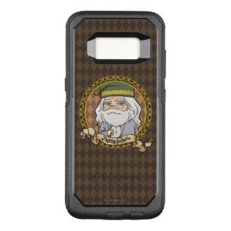 Anime Dumbledore OtterBox Commuter Samsung Galaxy S8 Case