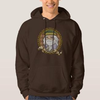 Anime Dumbledore Portrait Hoodie