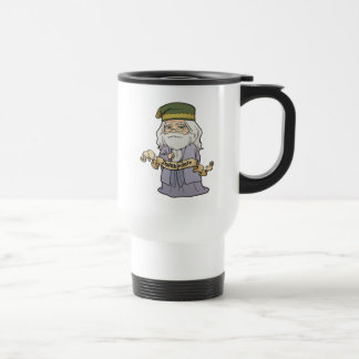 Anime Dumbledore Travel Mug