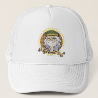Anime Dumbledore Trucker Hat