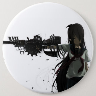 Anime Girl Button