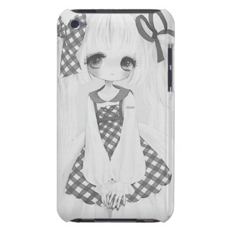 Anime Girl iPod Touch Covers