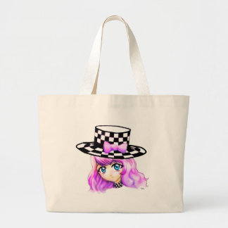Anime Girl Manga Punk Lolita Harajuku Gothic Style Canvas Bags