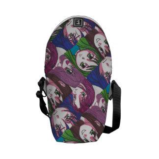 Anime Girls Bag Commuter Bags