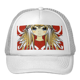 Anime Girls Cap
