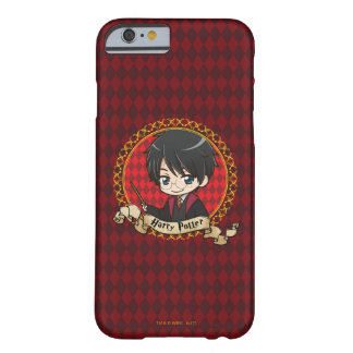 Anime Harry Potter Barely There iPhone 6 Case