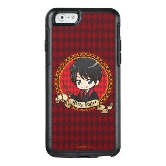 Anime Harry Potter OtterBox iPhone 6/6s Case