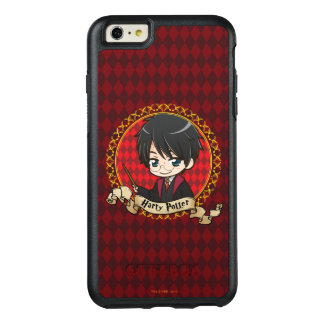Anime Harry Potter OtterBox iPhone 6/6s Plus Case