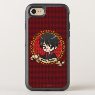 Anime Harry Potter OtterBox Symmetry iPhone 8/7 Case