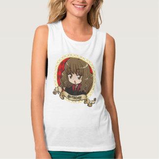 Anime Hermione Granger Portrait Singlet