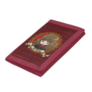 Anime Hermione Granger Trifold Wallet