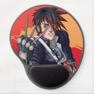 Anime Manga Artist Gel Mouse Pad