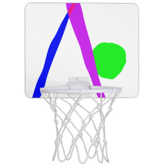 Anime Mini Basketball Hoop