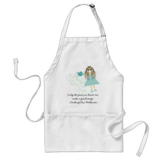 Anime~Only the pure in heart can make a good soup Standard Apron