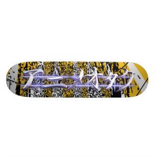 Anime Otaku Burst Skate Board Deck