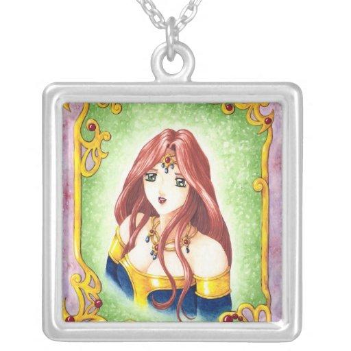 Anime Princess Pendants