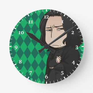 Anime Professor Snape Clocks