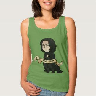 Anime Professor Snape Singlet