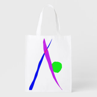 Anime Reusable Grocery Bag