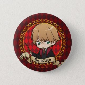 Anime Ron Weasley 6 Cm Round Badge