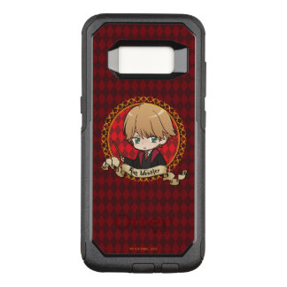 Anime Ron Weasley OtterBox Commuter Samsung Galaxy S8 Case