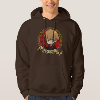 Anime Ron Weasley Portrait Hoodie